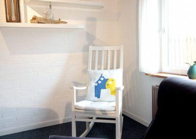 Wohnzimmer - Guesthouse Hvide Sande