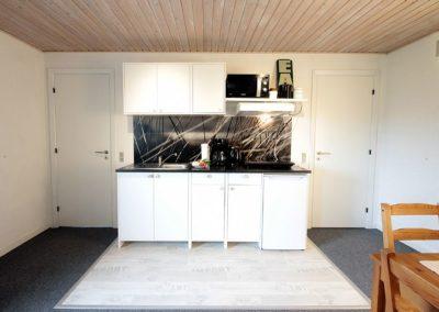 Küche - Guesthouse Hvide Sande