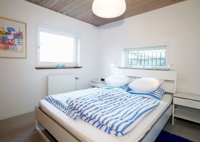 Zimmer Captain - Guesthouse Hvide Sande - Bed and Breakfast