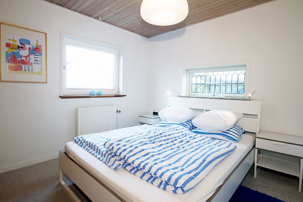 Overnatning i værelse Captain - Guesthouse Hvide Sande - Bed and Breakfast