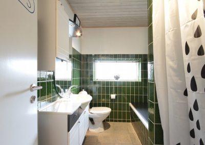 Badezimmer - Guesthouse Hvide Sande