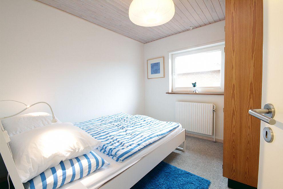Übernachtung im Zimmer Skipper - Guesthouse Hvide Sande - Bed and Breakfast